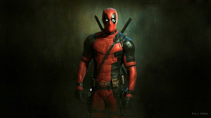 10 最疯狂的 Deadpool 壁纸 - 图像 1 - 教授-falken.com