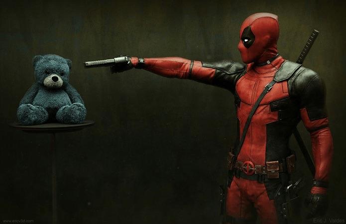 10 do mais louco de Deadpool wallpapers - Imagem 10 - Professor-falken.com