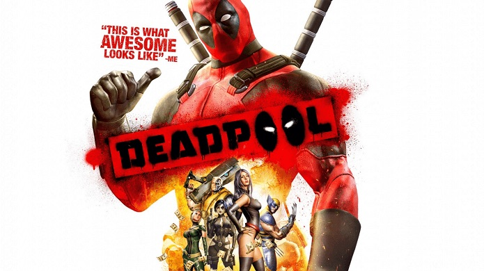 10 最疯狂的 Deadpool 壁纸 - 图像 7 - 教授-falken.com