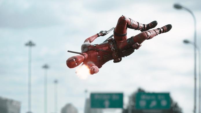 10 最疯狂的 Deadpool 壁纸 - 图像 9 - 教授-falken.com