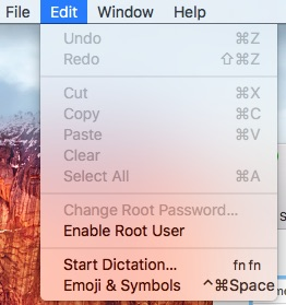 Comment faire pour activer l'utilisateur root dans Mac OS X - Image 8 - Professor-falken.com