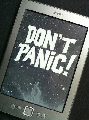 Comment mettre à jour votre Kindle si vous avez passé la mise à jour limite de date 22 Mars - Image 1 - Professor-falken.com