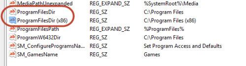 "So ändern Sie den Ordner ""Programme"" die standardmäßig Windows hat - Bild 3 - Prof.-falken.com"