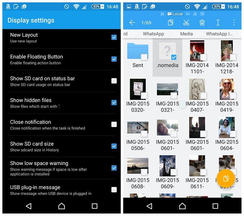 Android पर अपने फ़ोटो को छुपाने के लिए कैसे - छवि 3 - प्रोफेसर-falken.com