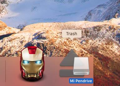 Πώς να αφαιρέσετε, σωστά, μια δισκέτα, Μονάδα δίσκου USB ή Flash στον Mac OS X - Εικόνα 1 - Professor-falken.com
