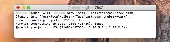 Come installare applicazioni e Utility per Terminal, facilmente, con Homebrew - Immagine 4 - Professor-falken.com