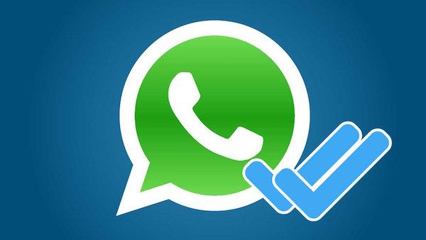 如何读取 WhatsApp 的消息,不知道它的发件人. 禁用双蓝色检查.