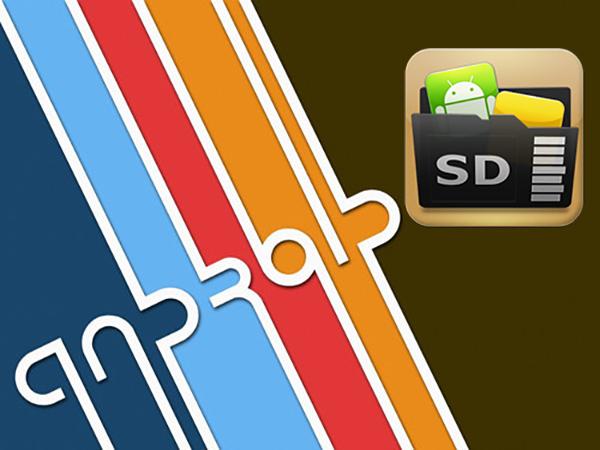 Ihr Android-Handy-Anwendungen auf die SD-Karte verschieben