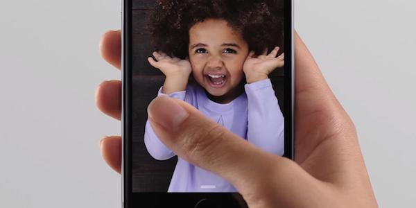 Cómo realizar o tomar Live Photos en iPhones antiguos