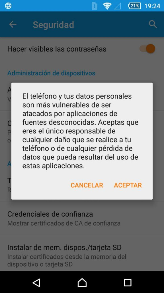 Cómo rootear tu teléfono o cualquier otro dispositivo Android - Image 1 - professor-falken.com