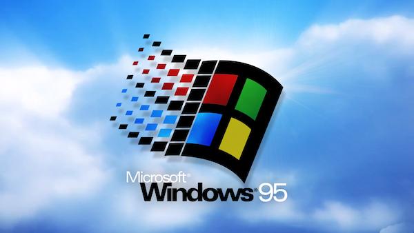 Windows のそれらの日々 を思い出す 95, お使いのブラウザーから, オンラインこのエミュレーターのおかげで