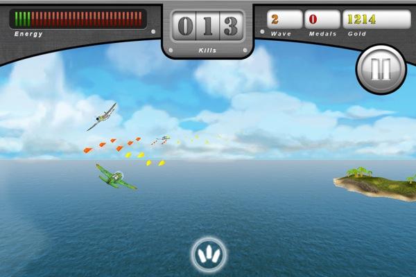 शीर्ष 5 हवाई लड़ाकू Android के अच्छा खेल के - छवि 2 - प्रोफेसर-falken.com
