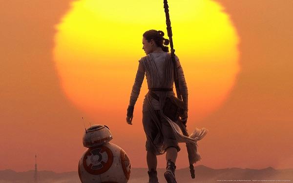 10 Sfondi di Star Wars Episodio VII galattici - Il risveglio della forza - Immagine 5 - Professor-falken.com