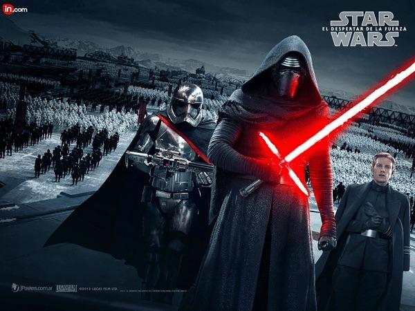 10 Sfondi di Star Wars Episodio VII galattici - Il risveglio della forza - Immagine 8 - Professor-falken.com