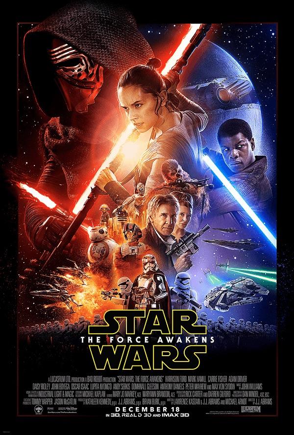 10 Sfondi di Star Wars Episodio VII galattici - Il risveglio della forza - Immagine 9 - Professor-falken.com