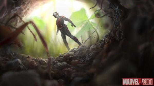 10 большие обои другого супергероев Marvel, Человек муравей - Изображение 10 - Профессор falken.com