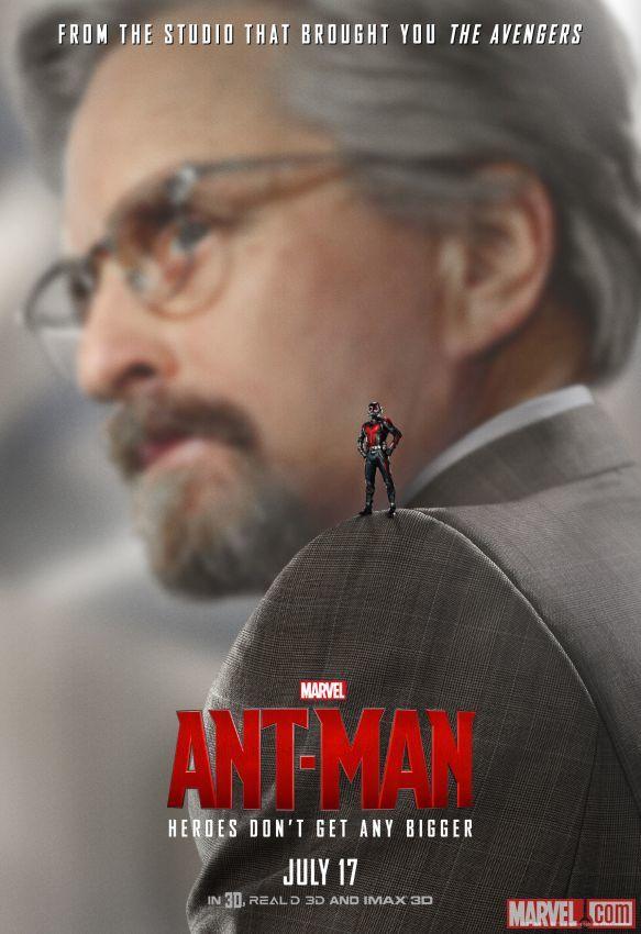 10 grandi sfondi di un altro dei supereroi Marvel, Ant-Man - Immagine 5 - Professor-falken.com