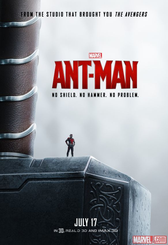 10 grandi sfondi di un altro dei supereroi Marvel, Ant-Man - Immagine 8 - Professor-falken.com