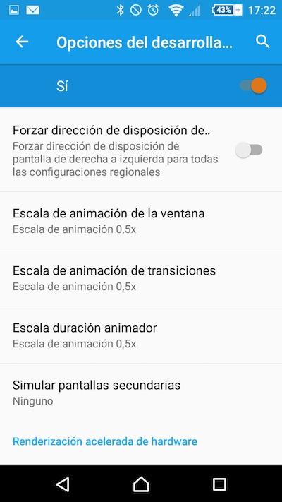 कैसे अपने Android मोबाइल फ़ोन पर मेनू और स्क्रीन में एनिमेशन में तेजी लाने के लिए - छवि 3 - प्रोफेसर-falken.com