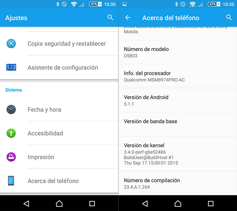 Comment faire pour activer le menu des options sur Android Developer - Image 2 - Professor-falken.com