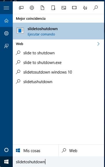 Cómo apagar tu equipo, deslizando el ratón, en Windows 10 - Image 1 - professor-falken.com