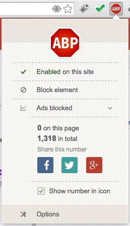 कष्टप्रद विज्ञापनों को ब्लॉक करने के लिए कैसे क्रोम में दखल इंटरनेट - छवि 3 - प्रोफेसर-falken.com