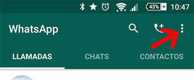 WhatsApp 協議の壁紙を変更する方法 - イメージ 1 - 教授-falken.com
