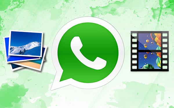Como configurar o WhatsApp downloads evitando consumo de seus dados de taxa