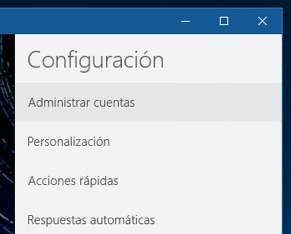Come configurare o aggiungere account di posta elettronica di Outlook su Windows 10 - Immagine 3 - Professor-falken.com