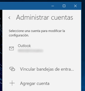 Come configurare o aggiungere account di posta elettronica di Outlook su Windows 10 - Immagine 4 - Professor-falken.com