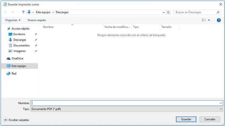 Cómo convertir tus archivos y documentos a PDF en Windows 10 - Image 2 - professor-falken.com