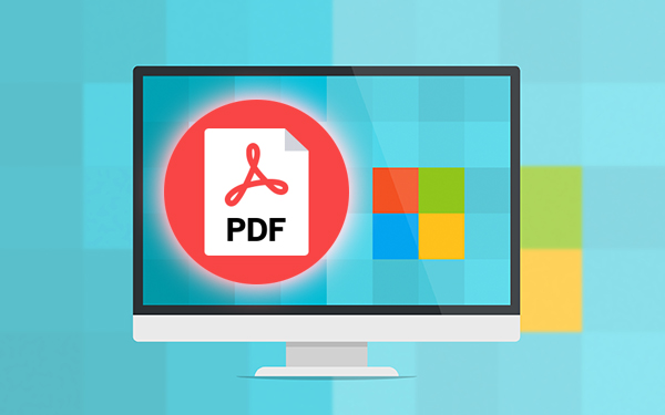 Come convertire file e documenti in PDF su Windows 10