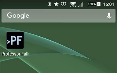 Как удалить ваш недавних поисков на Google на вашем Android телефоне - Изображение 1 - Профессор falken.com
