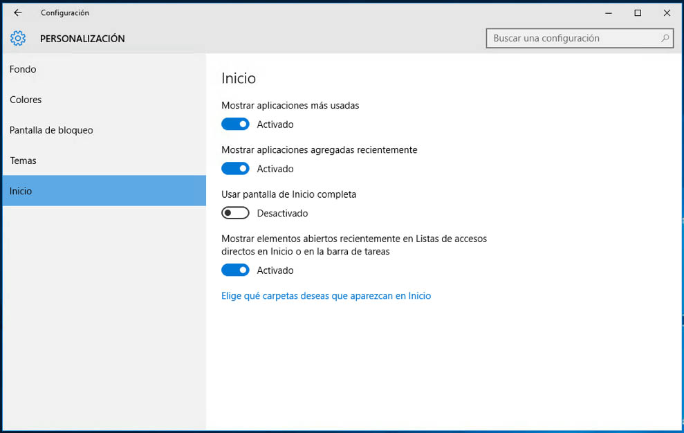 Come utilizzare l'interfaccia posteriore Windows Metro 8 in Windows 10 - Immagine 3 - Professor-falken.com