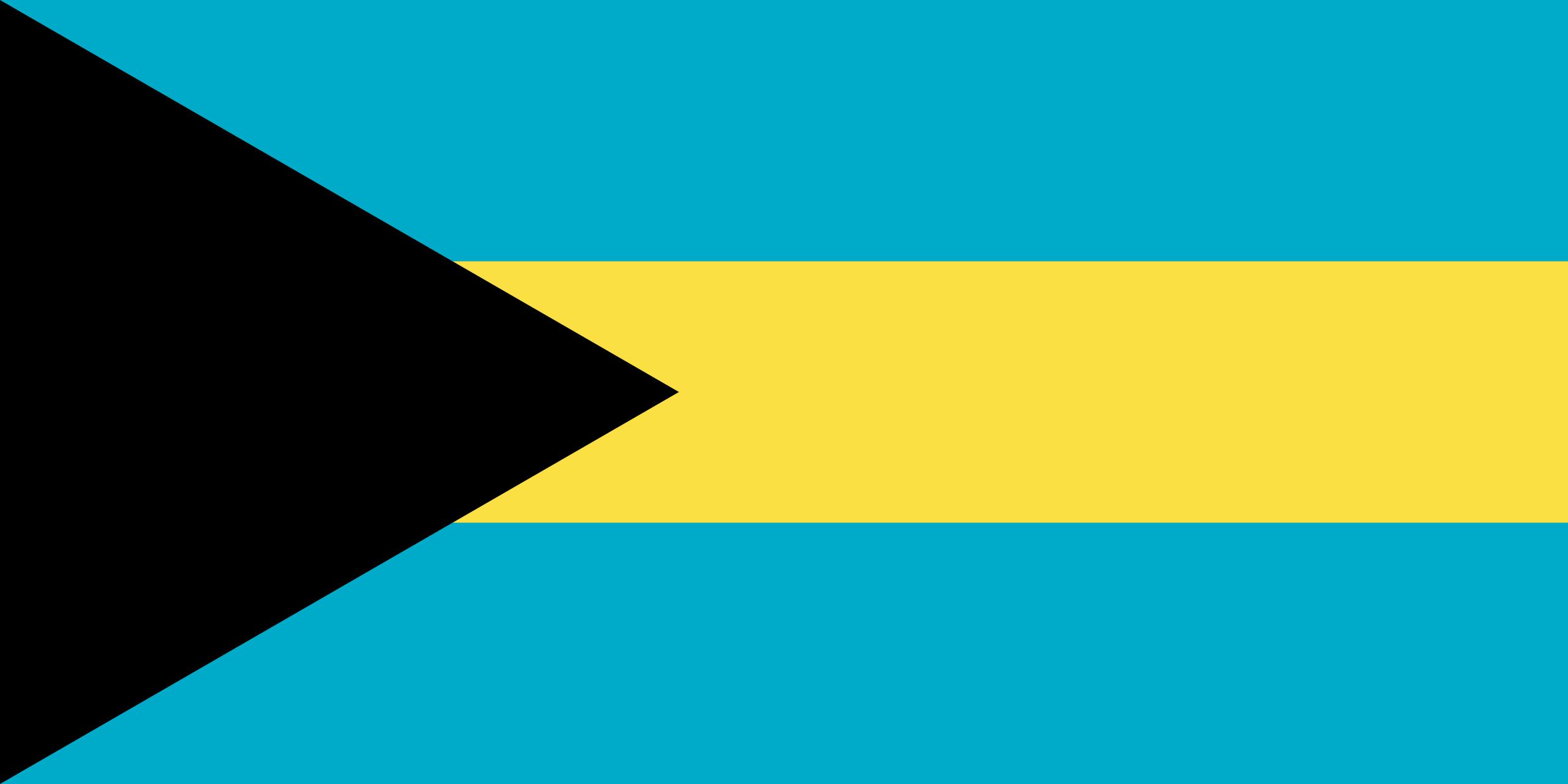 جزر البهاما, البلد, emblema, شعار, الرمز - خلفيات عالية الدقة - أستاذ falken.com