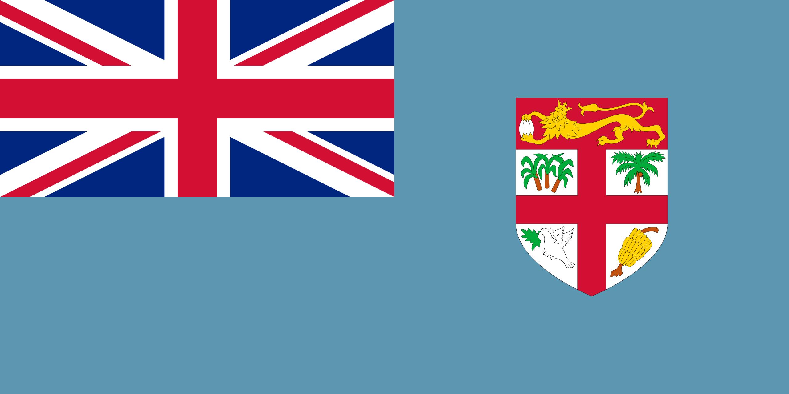 fiyi, χώρα, έμβλημα, λογότυπο, σύμβολο - Wallpapers HD - Professor-falken.com