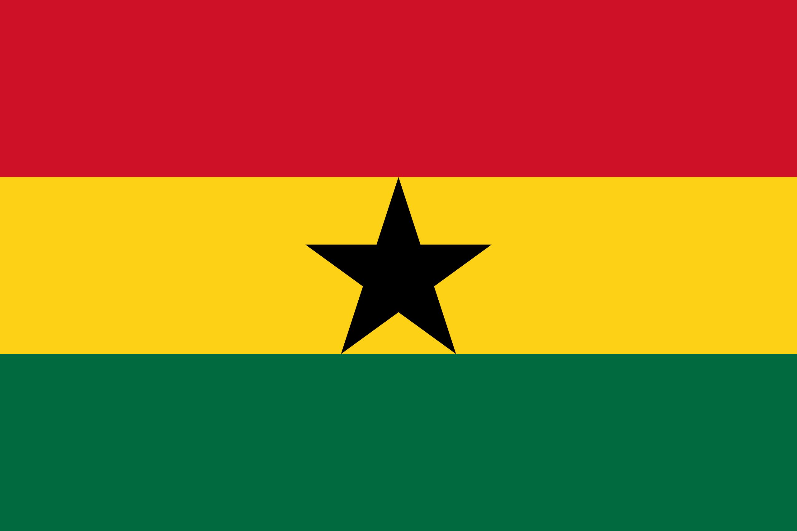 加纳, 国家, 会徽, 徽标, 符号 - 高清壁纸 - 教授-falken.com