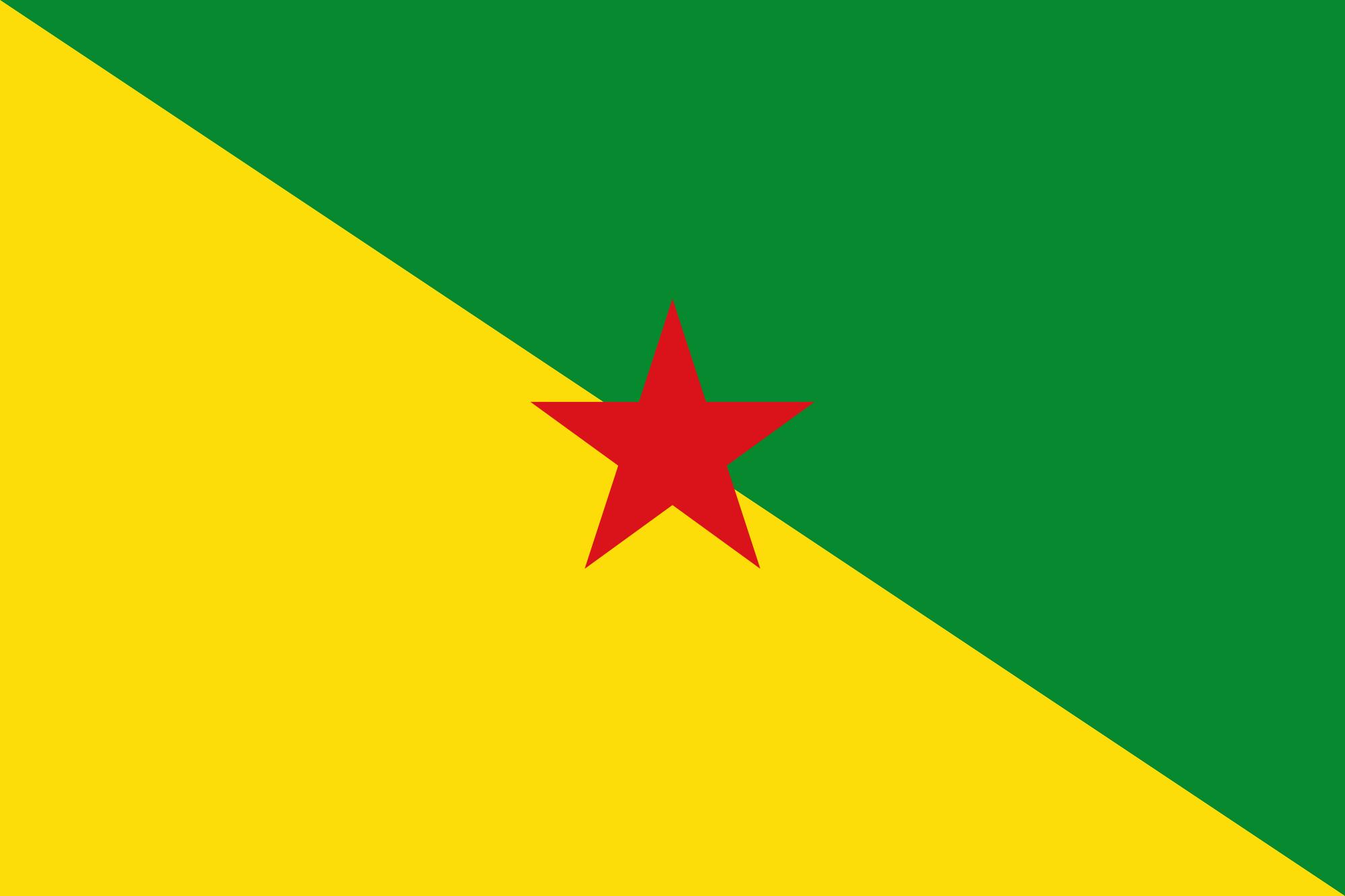 guayana francesa, país, emblema, insignia, símbolo - Fondos de Pantalla HD - professor-falken.com