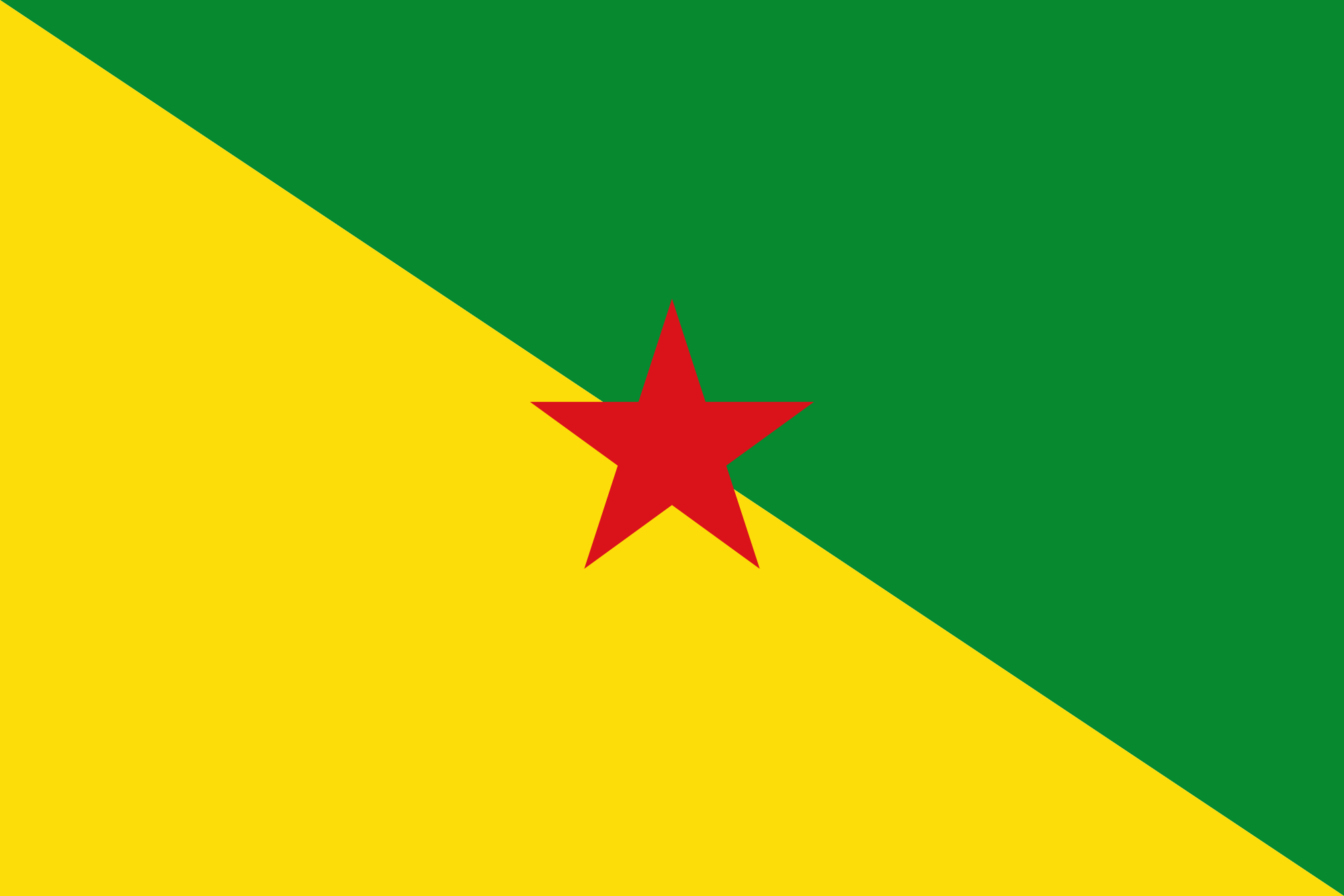 guayana francesa, страна, Эмблема, логотип, символ - Обои HD - Профессор falken.com