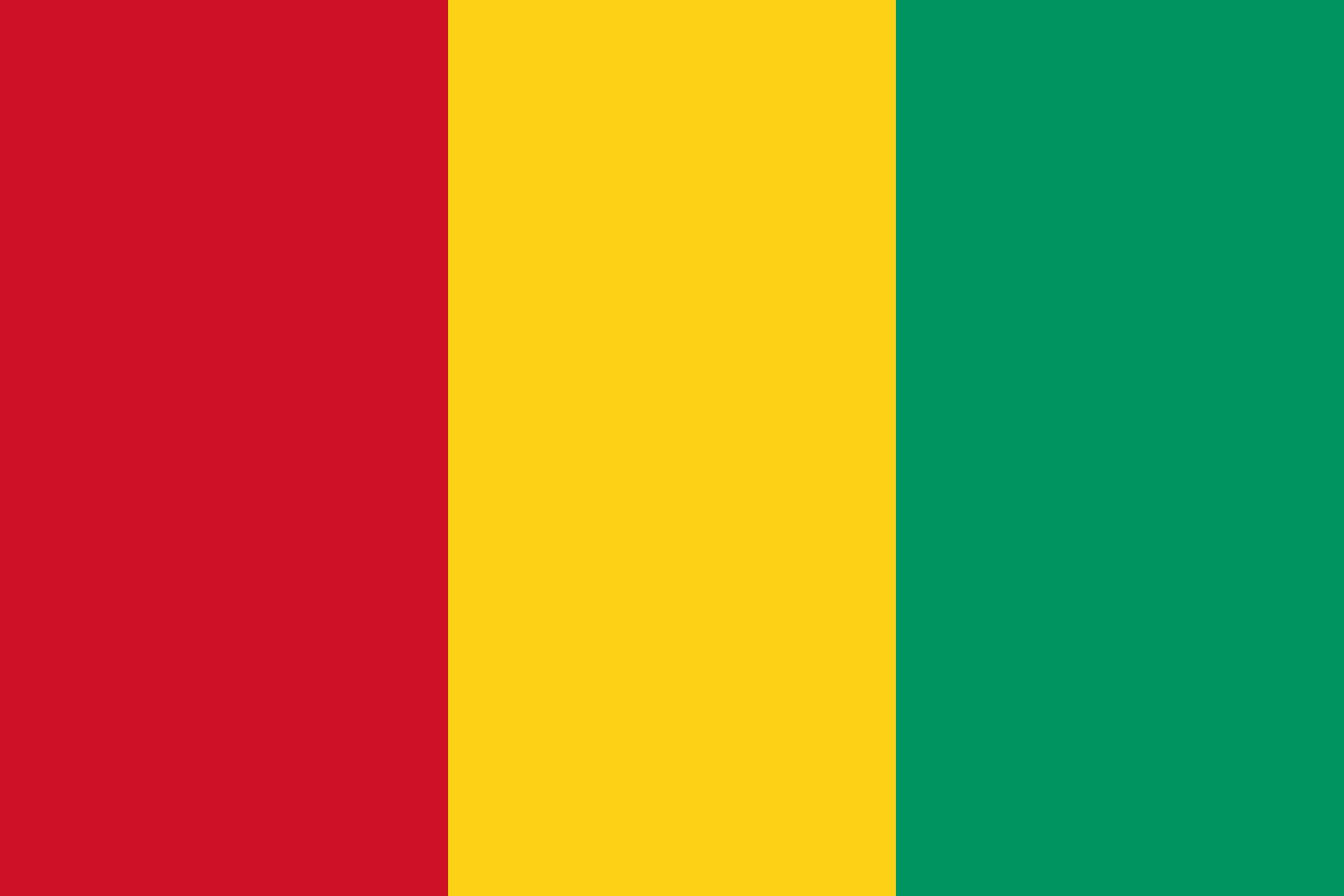 غينيا, البلد, emblema, شعار, الرمز - خلفيات عالية الدقة - أستاذ falken.com