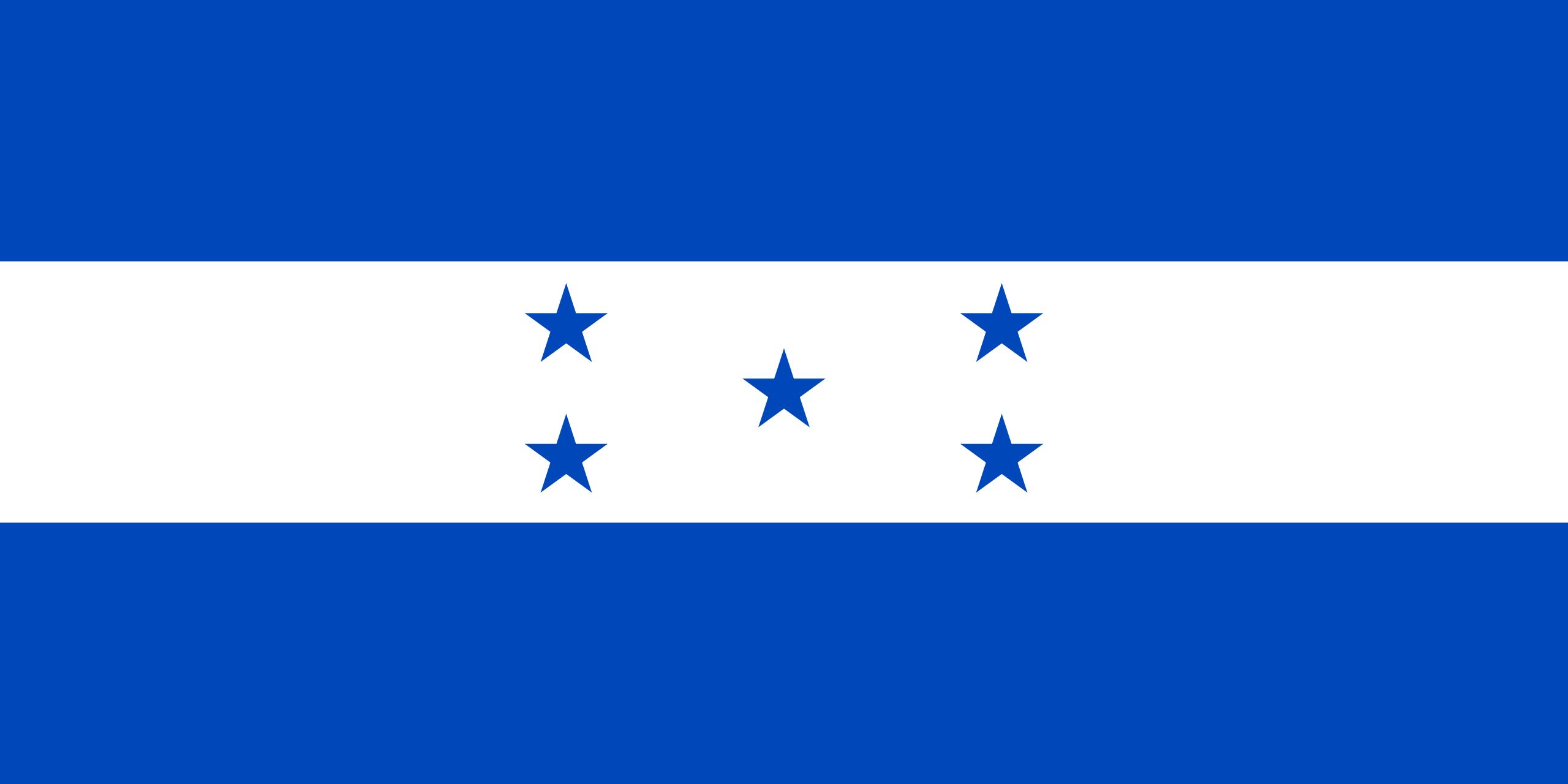 هندوراس, البلد, emblema, شعار, الرمز - خلفيات عالية الدقة - أستاذ falken.com