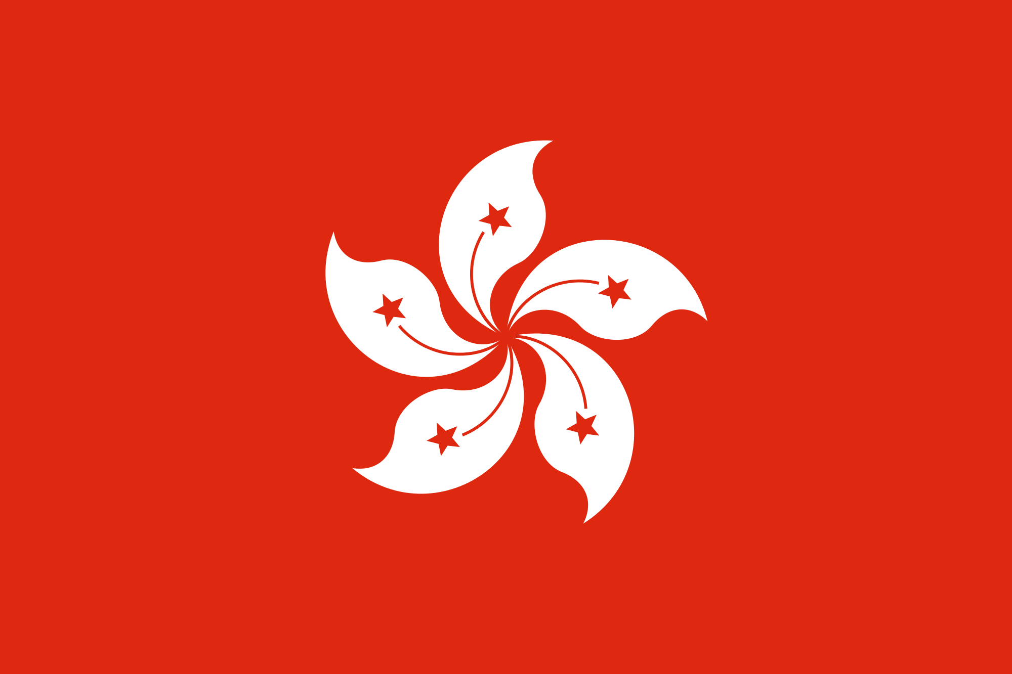 Гонконг, страна, Эмблема, логотип, символ - Обои HD - Профессор falken.com