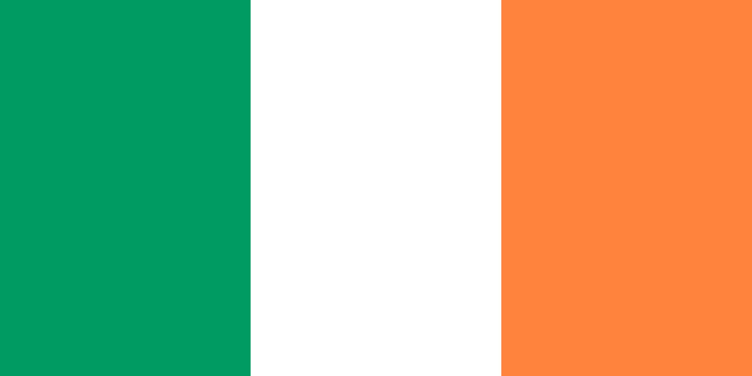 Ιρλανδία, χώρα, έμβλημα, λογότυπο, σύμβολο - Wallpapers HD - Professor-falken.com