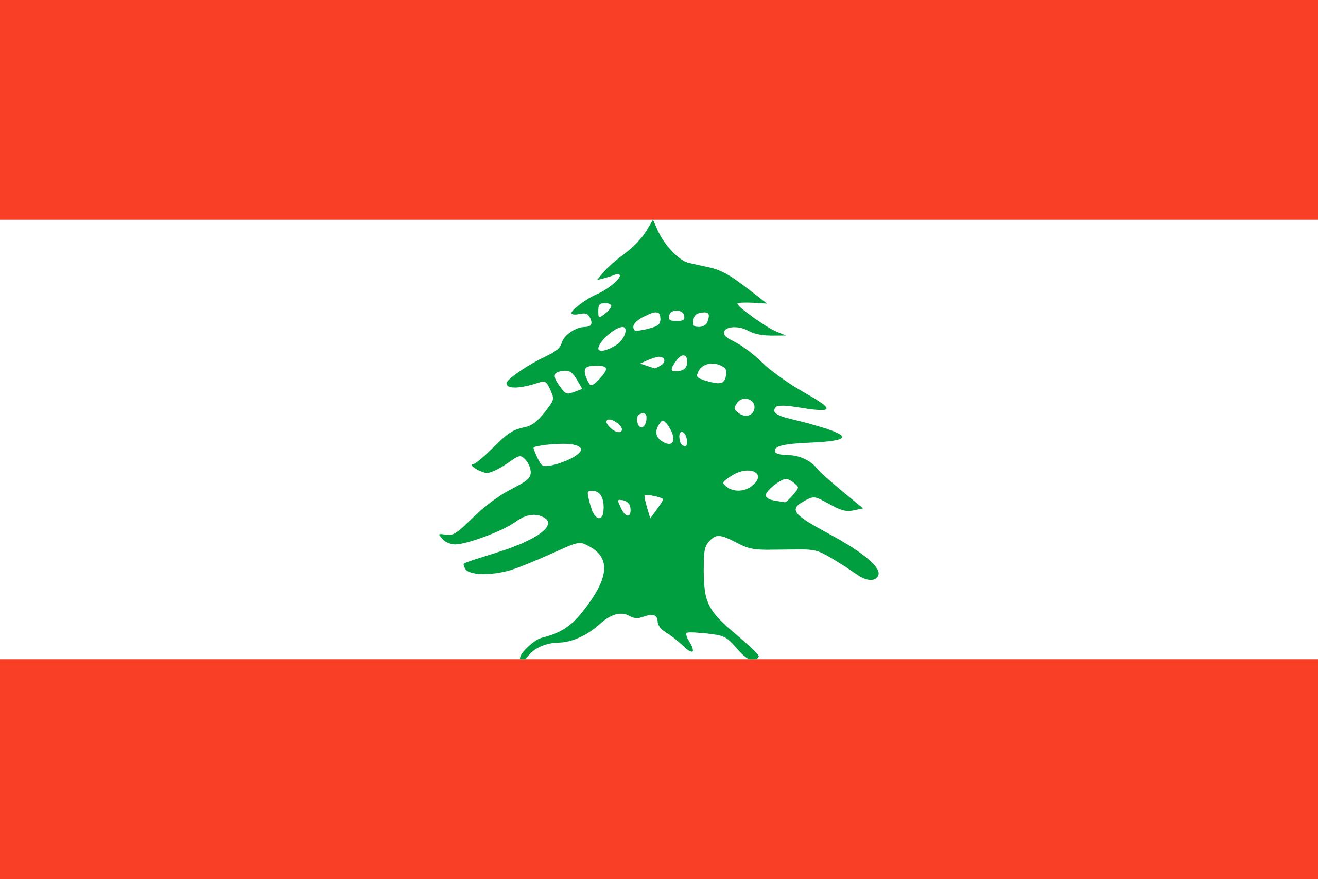 líbano, البلد, emblema, شعار, الرمز - خلفيات عالية الدقة - أستاذ falken.com