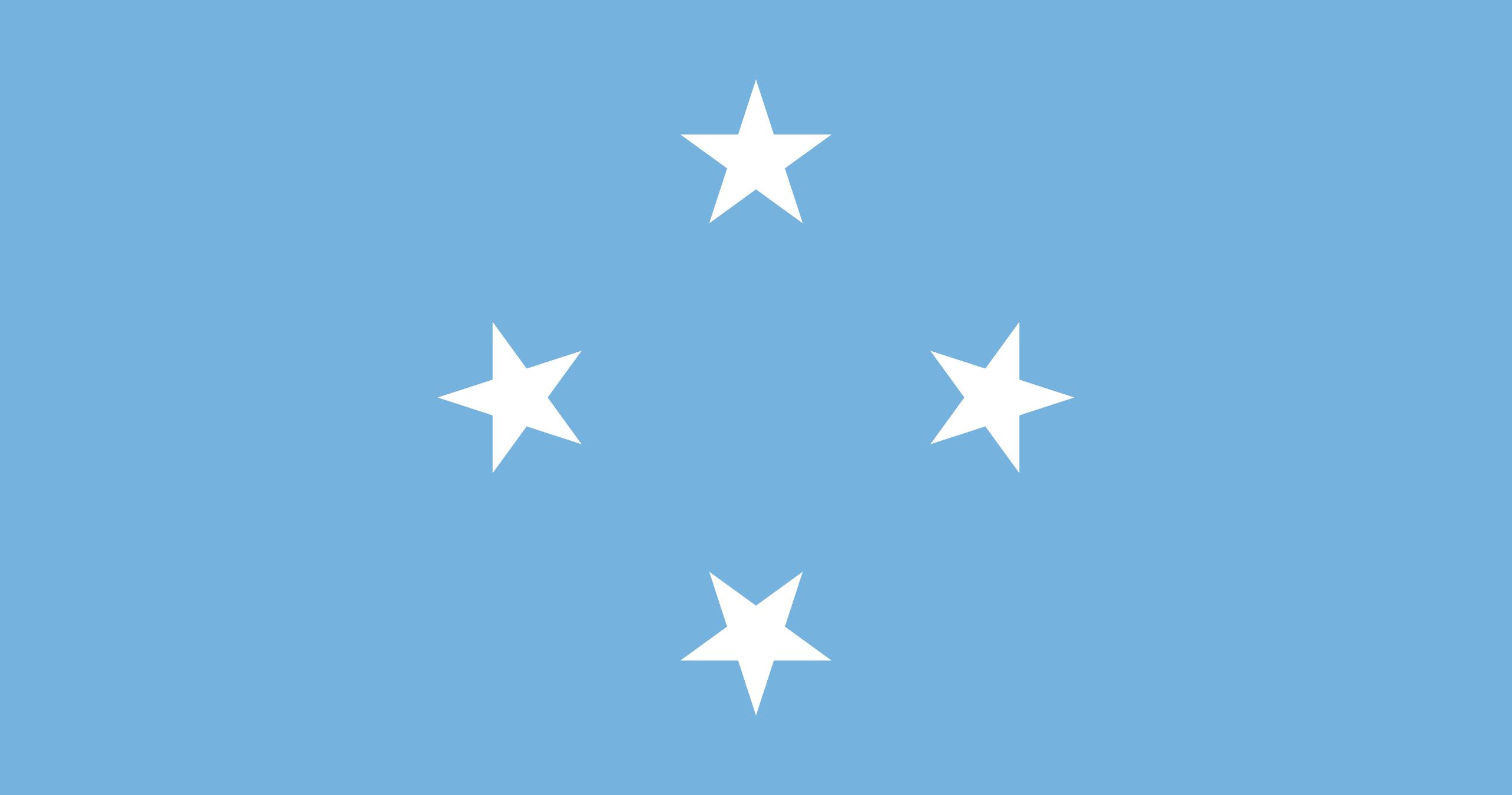密克罗尼西亚, 国家, 会徽, 徽标, 符号 - 高清壁纸 - 教授-falken.com