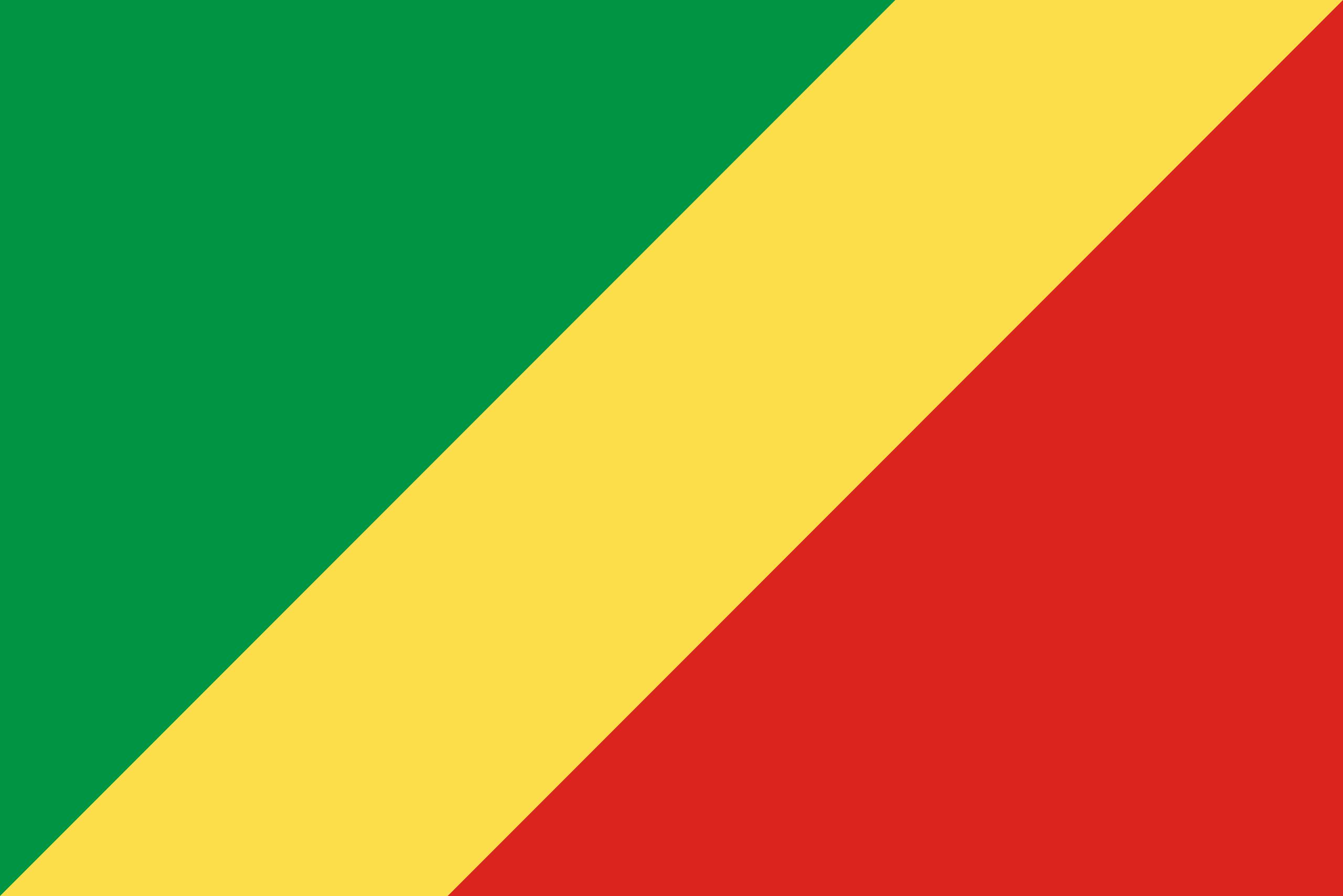 刚果共和国, 国家, 会徽, 徽标, 符号 - 高清壁纸 - 教授-falken.com