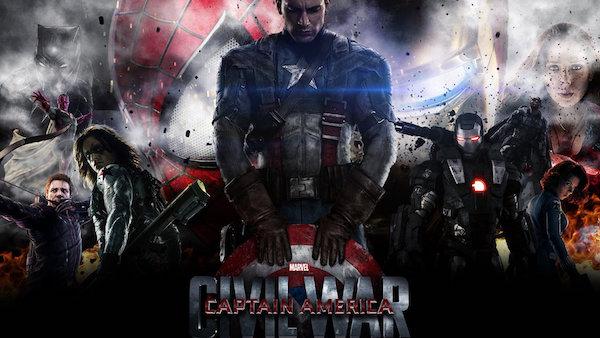 11 Legendäre Wallpapers von Captain America - Bürgerkrieg - Bild 2 - Prof.-falken.com