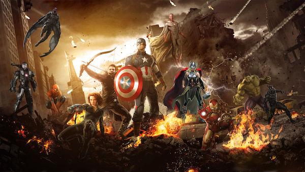 11 Legendäre Wallpapers von Captain America - Bürgerkrieg - Bild 5 - Prof.-falken.com