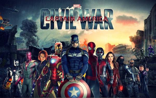 11 Legendäre Wallpapers von Captain America - Bürgerkrieg - Bild 7 - Prof.-falken.com