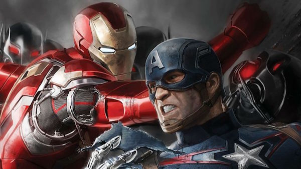 11 Legendäre Wallpapers von Captain America - Bürgerkrieg - Bild 9 - Prof.-falken.com